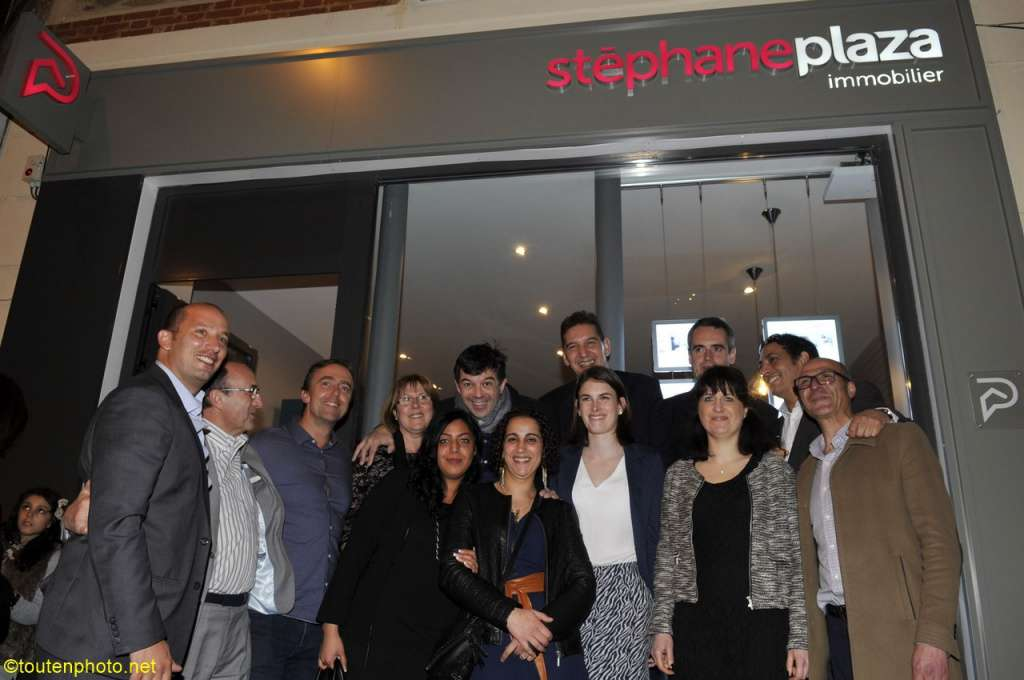 Chelles st phane plaza ouvre son agence immobili re for Decorateur interieur stephane plaza