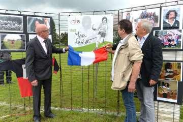 Othis_Inauguration du stade Marc Fayot (1)