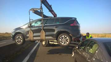 RN2 accident 30 août 2016