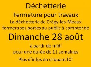 Crégy-lès-Meaux – Dimanche 28