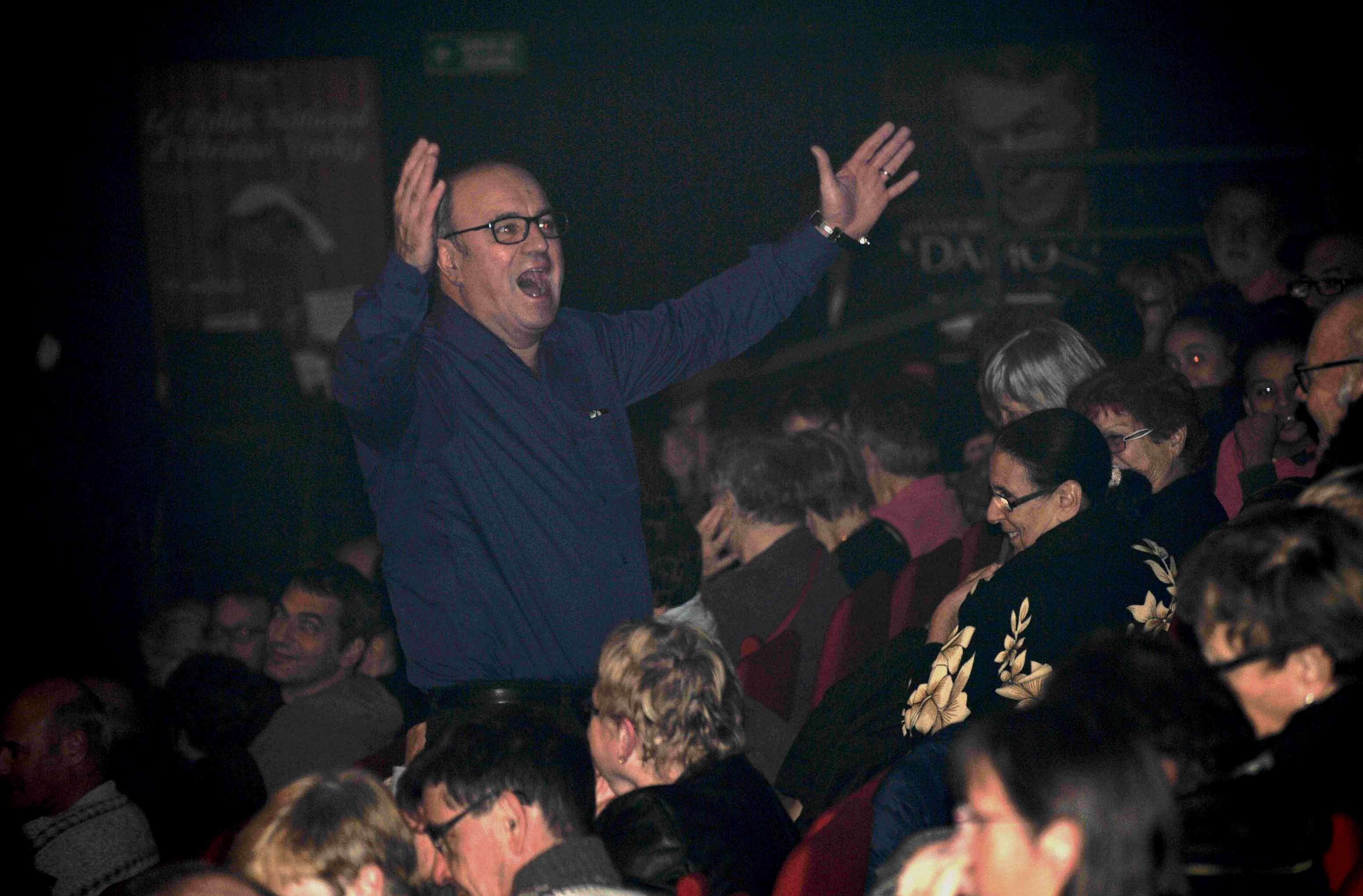 Villeparisis concert de thomas dutronc esprits for Decor 77 villeparisis