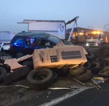 Accident A104 (2)