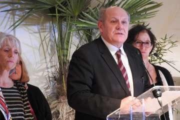 Bernard Carouge, maire de Crécy-la-Chapelle