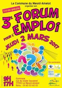 AFF Forum emploi 2 mars 2017
