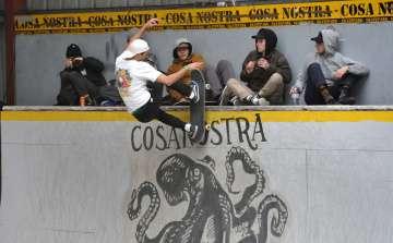 Chelles skateboard 1