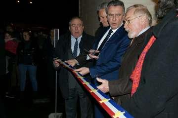 Les élus ont inauguré la crèche Les Petits Castors, mardi 7 février.