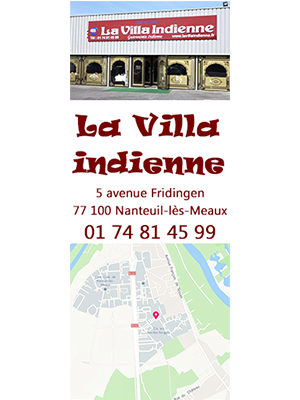 La Villa indienne