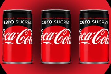 Coca zero sucre
