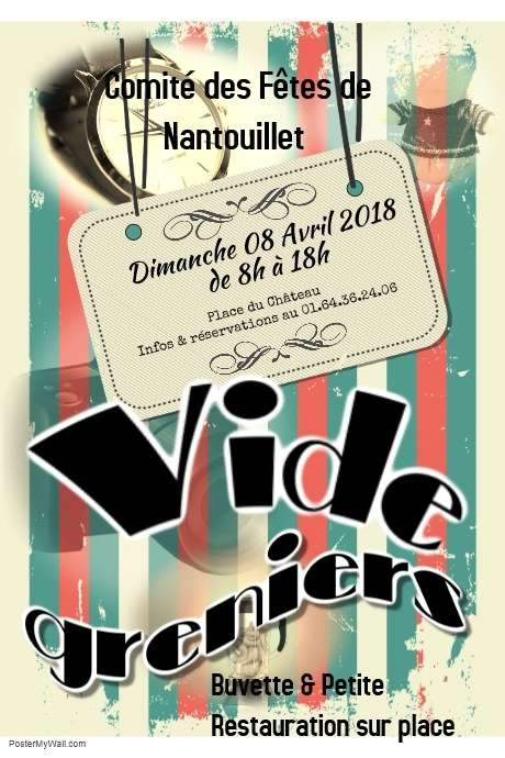 Nantouillet ► Vide-grenier