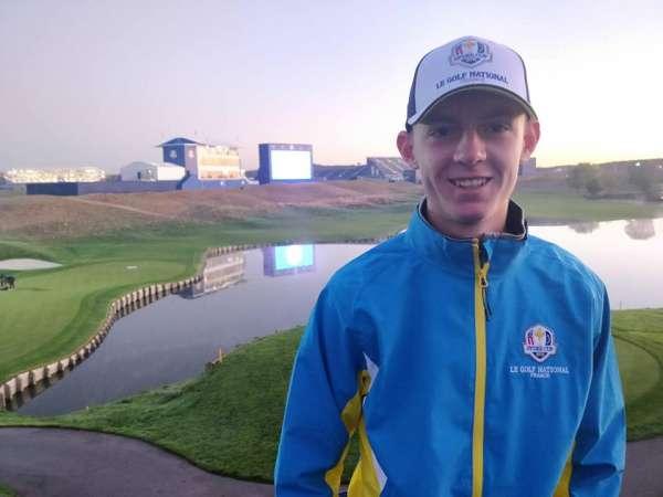 Trilport ► Golf : Baptiste Laurensou a été le plus jeune commissaire à la légendaire Ryder Cup