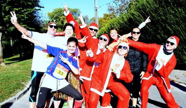 Mareuil-lès-Meaux ► La première course déjantée a attiré 130 coureurs
