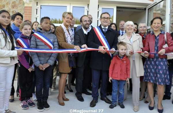 Chelles ► Le nouveau groupe scolaire, Jules-Verne, a été inauguré
