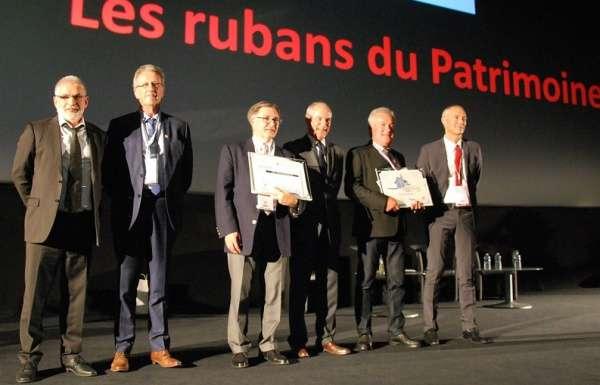 """Coupvray ► La commune a reçu le prix des """"rubans du patrimoine"""" pour l'Atmosphère"""