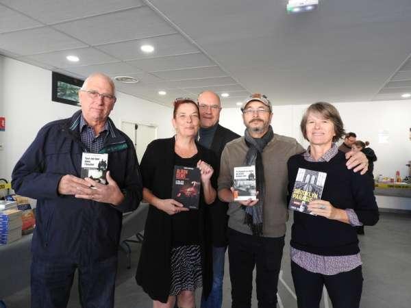 Longperrier ► Vingt-cinq auteurs pour le premier salon du livre du Livr'échange