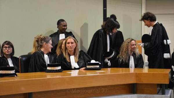 Meaux ► Le président du tribunal de grande instance a installé officiellement les nouveaux magistrats