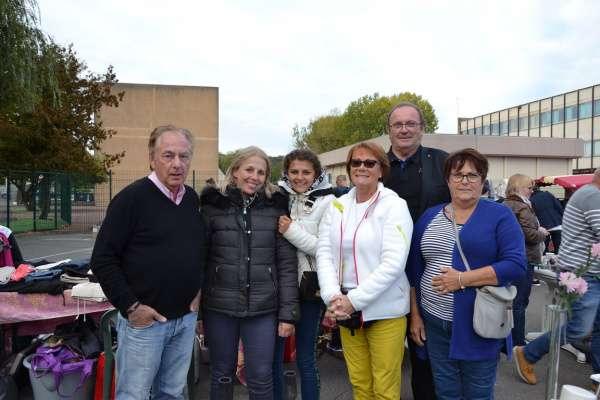 Saint-Mard ► La brocante du comité des fêtes : toujours un vif succès