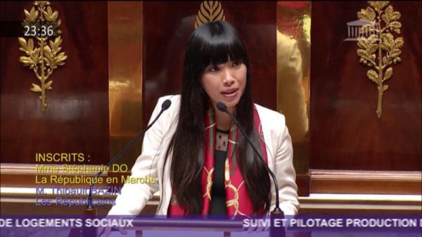 """Assemblée nationale ► Stéphanie Do """"influente"""" : """"C'est une surprise pour moi"""""""