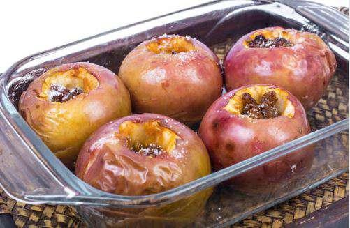 La petite recette du week-end ► Les pommes au four, aussi simples que fabuleuses
