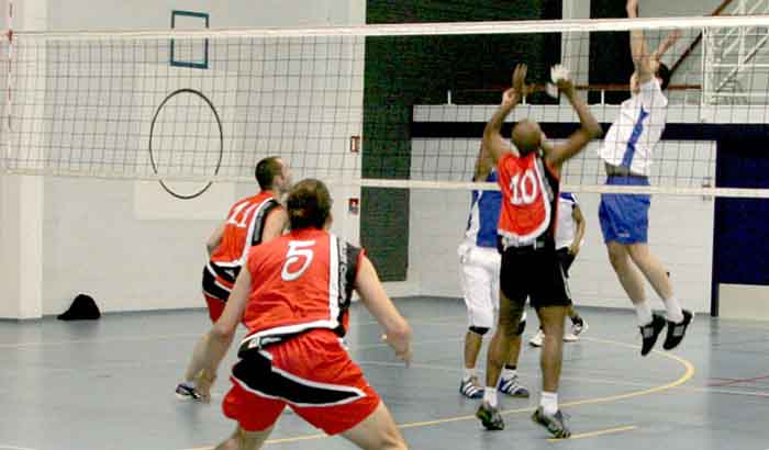 Mitry-Mory ► Championnat de volley-ball