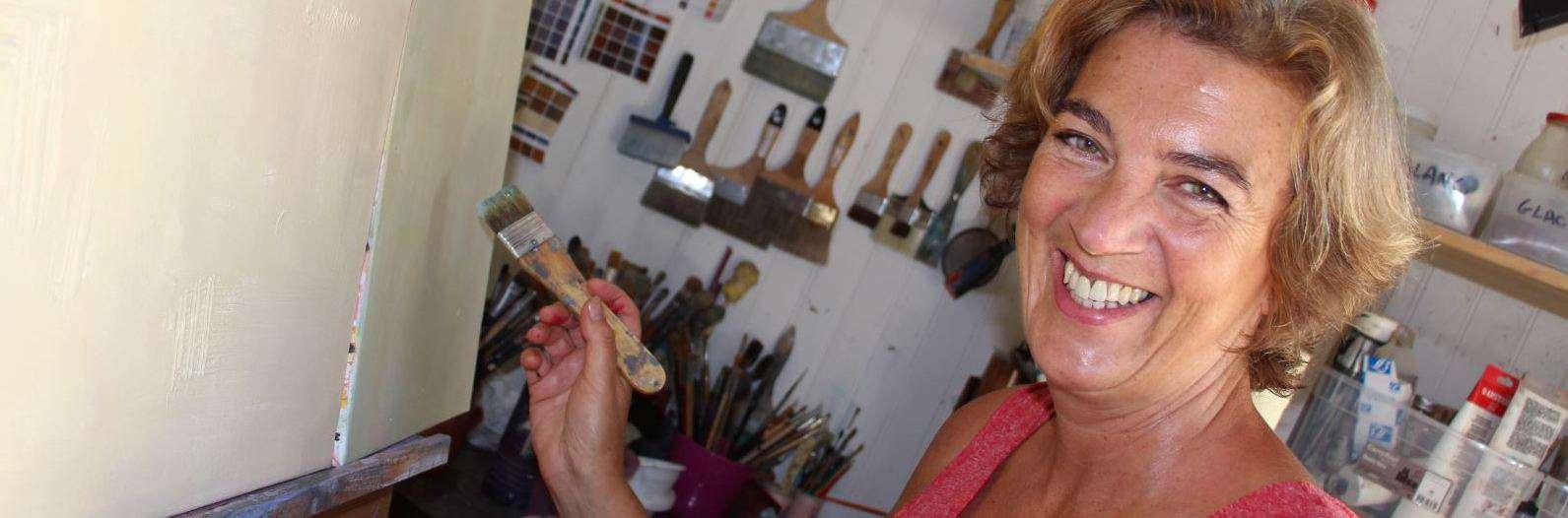 Cuisy, Evelyne Anceschi