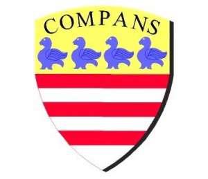 Compans logo mairie