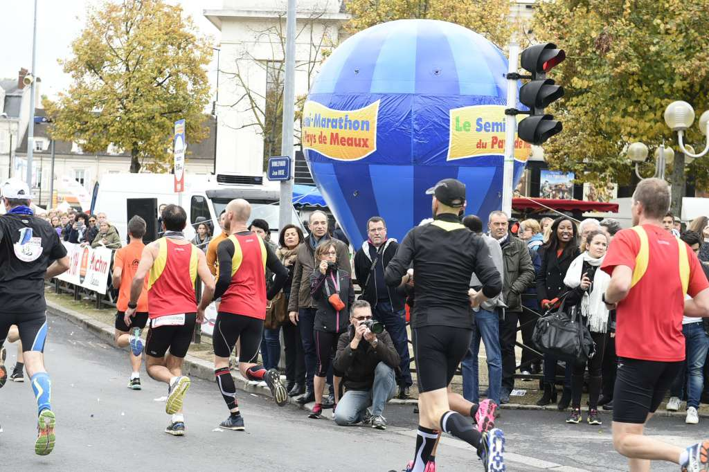 Meaux, semi-marathon