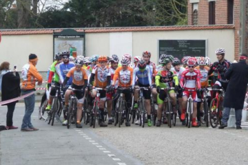Mitry-Mory, cyclocross