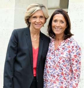 Valérie Pécresse et Anne Chain-Larché