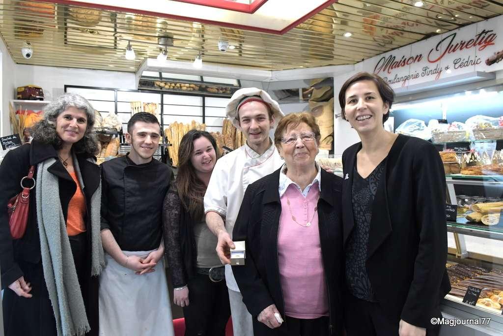 Mitry Mory Boulangerie Pasteur