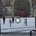 Meaux neige