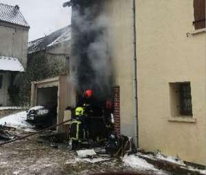 Bussy incendie