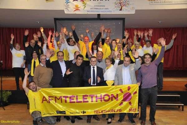 Chelles ► Soirée Téléthon : 19 324 euros ont été récoltés