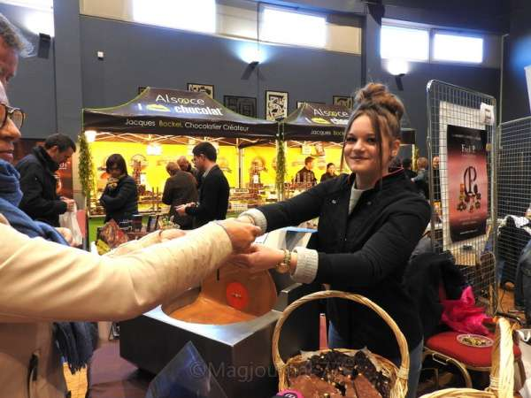 Courtry ► Salon du chocolat : les visiteurs ont découvert des recettes éco-responsables