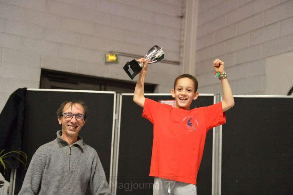 Mitry-Lutte Championnat départemental du nord Set M