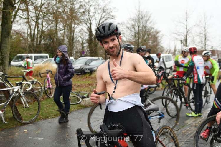 Mitry-Mory Cyclo Cross Prix du Conseil Municipal