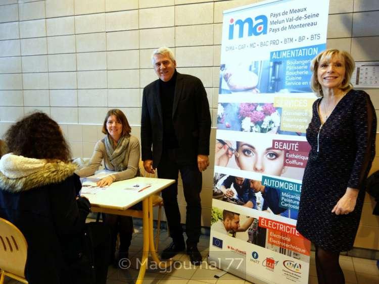 Saint Soupplets Forum d'orientation des Métiers