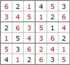 jeux mensuel Janvier 2019 - N°10sol270 19 sudoku sol 270