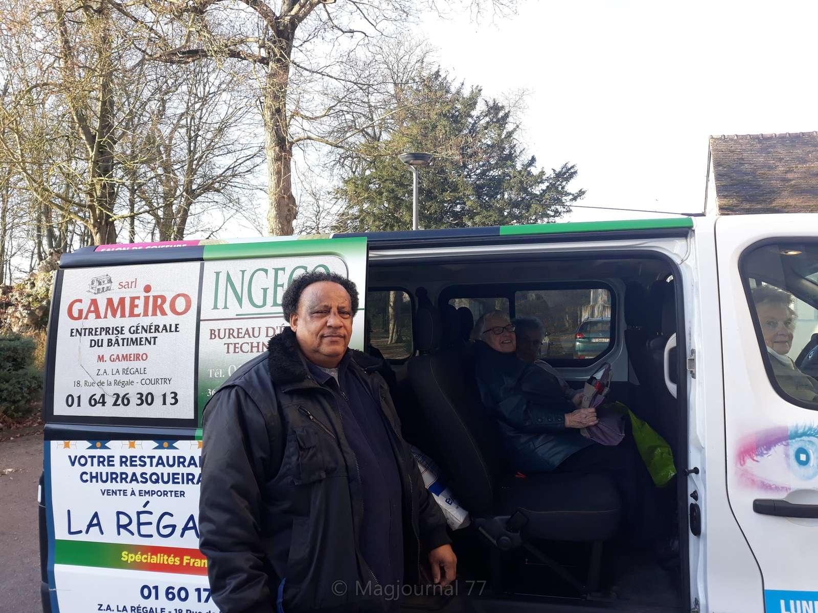 Courtry ► Trajet en sus : le minibus pour les seniors ira chez Truffaut à partir du 24 mars 2019