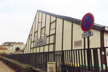 Dammartin-fermeture-gymnase-février 2019