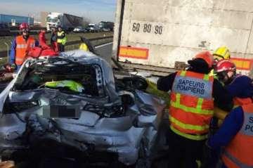 Villevaudé accident 18 février 2019