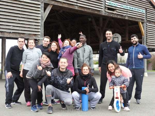Chanteloup-en-Brie ► Fit Family : le fitness se pratique en famille sous la halle des Rencontres [Vidéo]