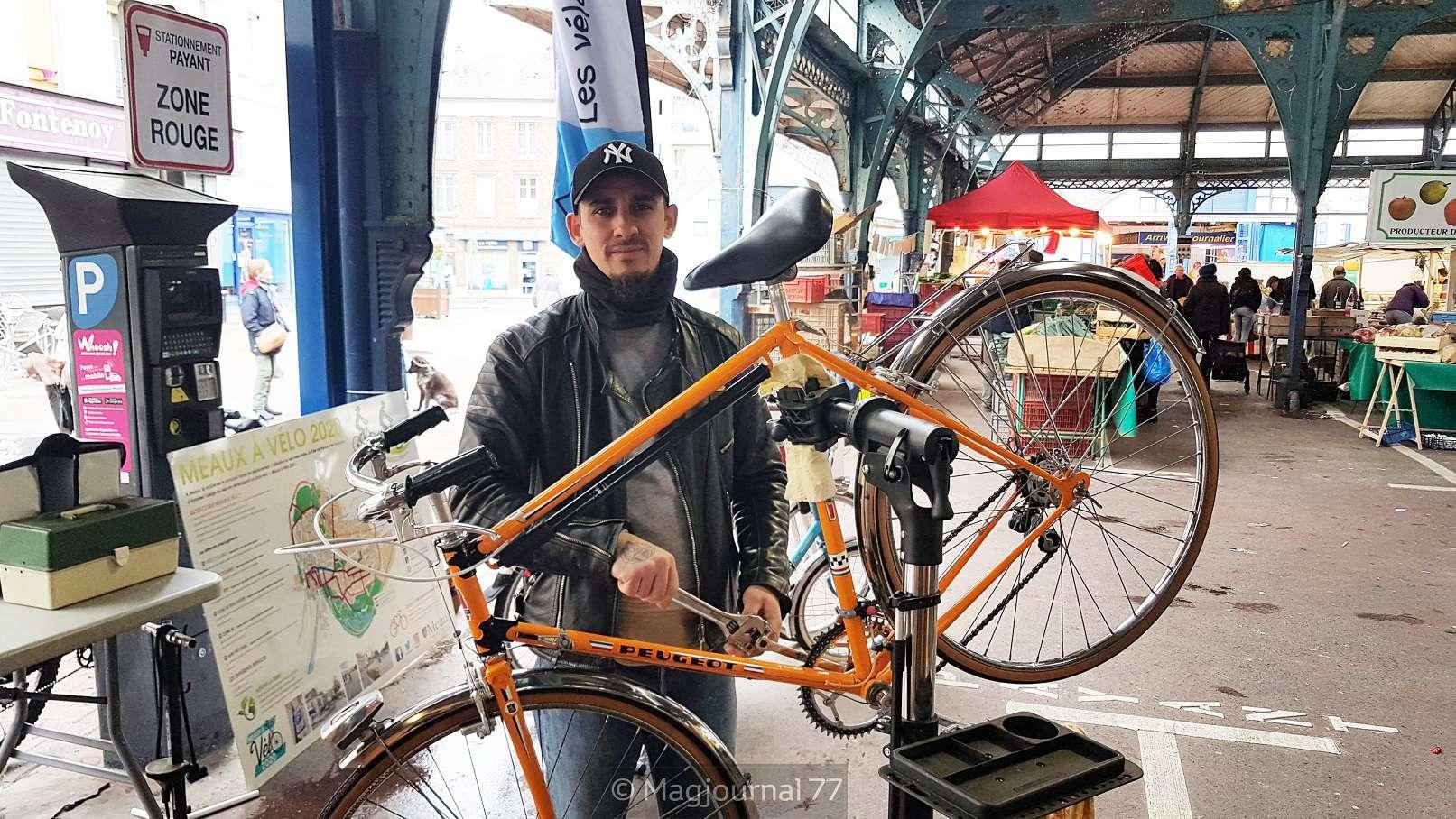 Meaux_Mon marché mon vélo mars 2019