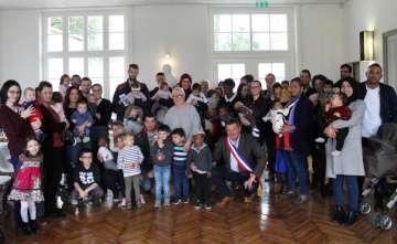 Nanteuil-Cérémonie-des-bébés-Nanteuil mars 2019