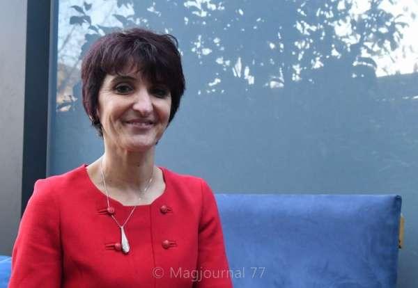 Montévrain ► Association Femmes Chefs d'entreprises 77 : interview de la présidente, Nadia Ayadi [Vidéo]