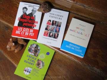 livres samedi 23 mars 2019
